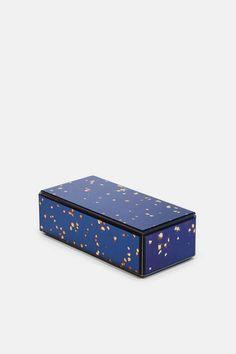 Antique Mirror — Container 9   Stardust Blue