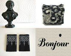 Black and white by Nonna Soul on Etsy--Pinned with TreasuryPin.com #etsy #etsytreasury #etsyshopping #gifts