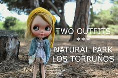 Blythe doll - Two outfits