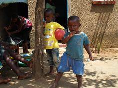 Lusaka children
