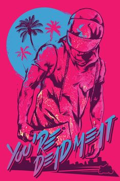Hotline Miami by Protski