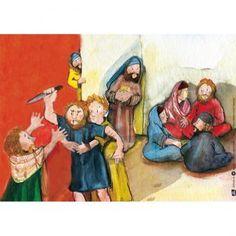 Mose und die zehn Gebote