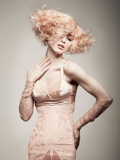 2013 Finalist | TEXTURE: Dilek Onur Taylor - To see ALL the NAHA finalists' work, visit www.modernsalon.com/naha