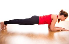 Isometric Exercises - Forearm Plank