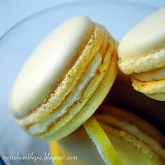 Macaron 101: Italian Meringue Part 1...A great guide to everything you need for perfect Macaroons.