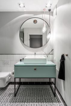 Modern Scandinavian Style Flat for a Young Couple / Raca Architekci 9