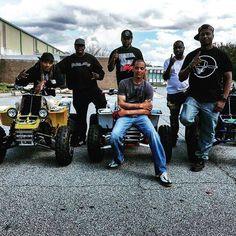 """Fetty Wap """" @gohardboyznyc @frost117 @youngone_darlene @stackz_out @ghb_mr_lm_1738 #bikesbringbonds #GHB #GHBZOO #RIU """" #fettyWap #rap #trap #1738 #RemyBoyz"""