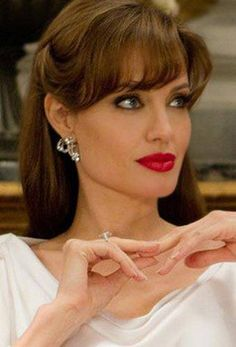 Angelina in The Tourist.