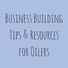 Young Living business building bootcamp video series by Oily Army