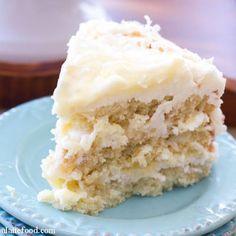LEMON COCONUT CAKE – Best Recipes Lemon And Coconut Cake, Toasted Coconut, Round Cake Pans, Round Cakes, Cake Recipes, Dessert Recipes, Top Recipes, Keto Desserts, Muffin Recipes