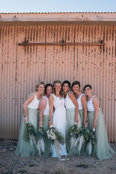 Wanting the best buddies their personal gifts? has captured neat, low cost and exceptional. Blue Beach Wedding, Beach Wedding Bridesmaids, Beach Wedding Attire, Bridesmaids And Groomsmen, Neutral Bridesmaid Dresses, Bridesmaid Skirts, Bridesmaid Robes, Modest Wedding Dresses, Wedding Skirt