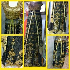 Black n Golden Lehenga fully Embroidered All Sizes Call or WhatsApp for Wholesale or retail: 9868209221