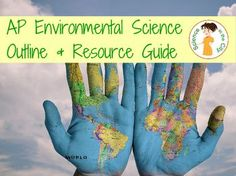 AP Environmental Science Curriculum Overview and Resource List Are you new to teaching AP Environmental Science and not sure where to start? Do you need help figuring out how to organize your course and what to cover? This is a curriculum guide for AP Environmental Science.