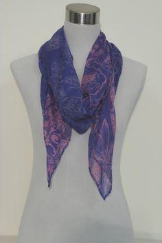 Pañuelo fular mujer con estampado tropical Condición Nuevo Descripción Bufandas pañuelos fulares tela muy suave
