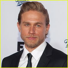 Charlie Hunnam on Set as King Arthur in 'Knights of the Roundtable': First Photo!