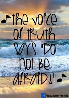 """Casting Crowns.....""""do not be afraid"""" has come to me repeatedly today...thank you, Jesus."""
