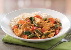 Thai Red Chicken Curry