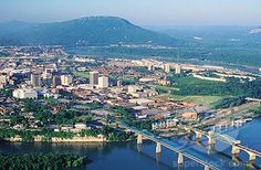 Chattanooga, Tennessee We lived here from 1991 until 1994.  Wonderful city with lots to do!
