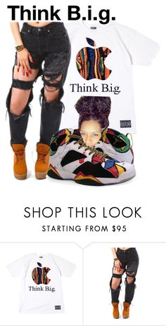 """""""B.i.g.--"""" by be-you-tiful-flower ❤ liked on Polyvore"""