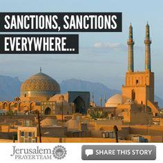 Sanctions, Sanctions Everywhere…