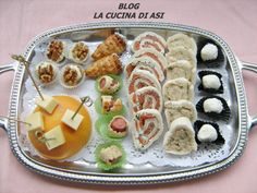 Ricette varie per degli antipasti mille sapori che piaceranno spero a tutti i vostri commensali! ricette antipasto/aperitivo La cucina di ASI