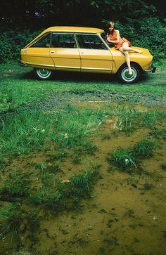 1969 Citroën Ami 8 ✏✏✏✏✏✏✏✏✏✏✏✏✏✏✏✏ IDEE CADEAU / CUTE GIFT IDEA ☞…