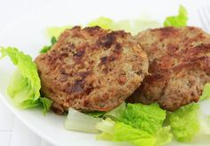 Bacon & Sweet Potato Turkey Burgers | fastPaleo Primal and Paleo Diet Recipes