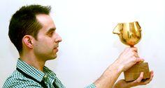 Entrevista  Iván Martínez.  Nariz del Oro 2014. (Parte I)