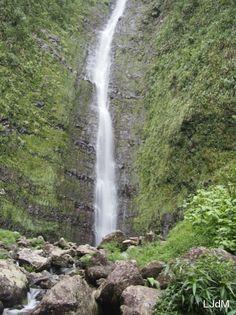 sec Waterfall, Places, Outdoor, Saint Leu, Reunions, Baby Bottle, Vacation, Travel, Children