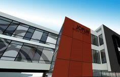 SPECIAL REPORT: Inside the new Joplin High School - CGA Architects Design Firms, School Design, Innovation Design, Architects, Architecture Design, High School, Outdoor Decor, Technology, Tech