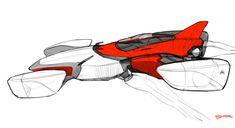 Car design sketches on behance by grigory butin naves espaciales, diseño Bike Sketch, Car Sketch, Air Car, Sketch Photoshop, Copic Sketch, Car Design Sketch, Paint Designs, Concept Cars, Motor Car