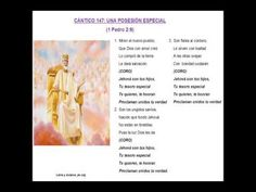 CÁNTICO 147: UNA POSESIÓN ESPECIAL (VOZ Y LETRA EN ESPAÑOL)