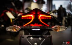 Ducati 899 Panigale. Love the lights