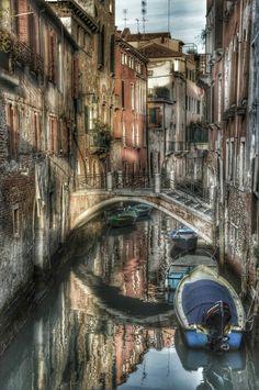 Venezia - istante di ordinaria magia