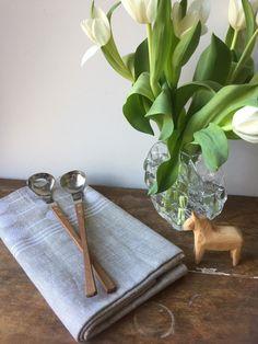 Linen Tablecloth, Soft Colors, Hygge, Linens, Scandinavian, Fiber, My Etsy Shop, Stripes, Pure Products