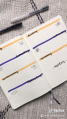Bullet Journal Lined Paper, Bullet Journal Lines, Bullet Journal Yearly Spread, March Bullet Journal, Bullet Journal Minimalist, Creating A Bullet Journal, Bullet Journal Lettering Ideas, Bullet Journal Notebook, Bullet Journal Aesthetic