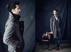 Berluti F/W 13 Lookbook