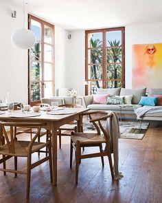 Un appartement très lumineux à Majorque   PLANETE DECO a homes world