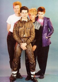 Early Depeche Mode