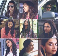 Expression Queen - Deepika in Piku
