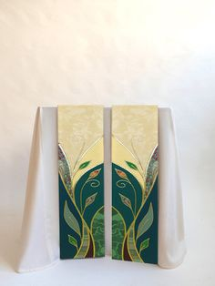 The Foliage Collection - brocade and dupioni silk