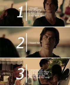 #TVD 7x01 - Yes, Bonnie. I do know how long three seconds are.