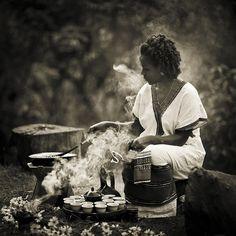 Coffee ceremony - Ethiopia | Steven Goethals