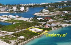 "UNDER CONTRACT! ""Deelarryus"" - Sea of Abaco Waterfront Home ‪#‎TreasureCay‬ ‪#‎Abaco‬ ‪#‎Bahamas‬ ‪#‎realestate‬ http://conta.cc/27boKIj"