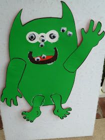 Mommy and Me Book Club: Go Away Big Green Monster
