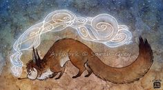 Foxes from Sarah Graybill
