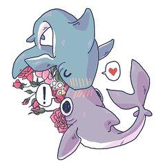 Sharky Smooches