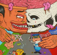 Taiwanese artist Mr. OGAY
