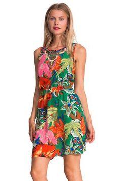 Toda la ropa para mujer primavera-verano 2015   Desigual.com