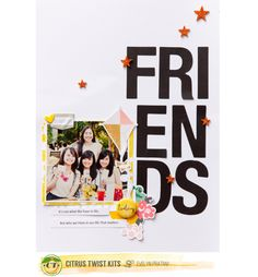 Friends by Evelynpy kecil